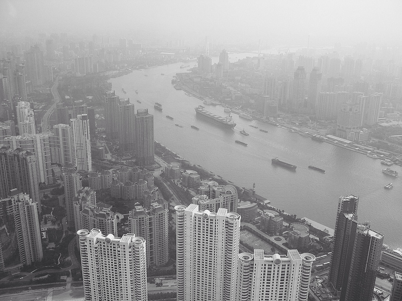Some old pics I found recently from my time in Shanghai,  Summer 2007.