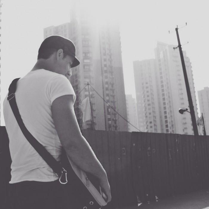 Walking Around Shanghai