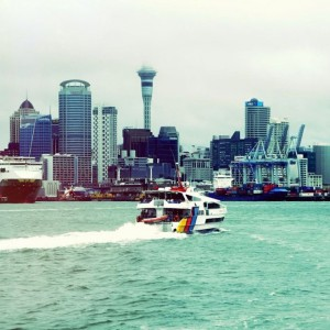 Taking the Ferry