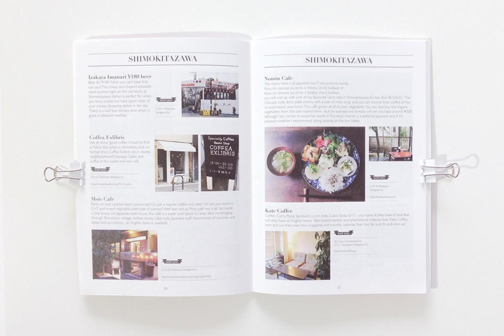 Book Review: Hello Sandwich Tokyo Travel Guide – Zuki